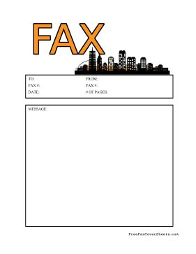Free fax resume cover sheets